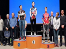 AURORE Podium  National FSGT